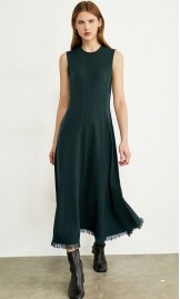 Varrukateta kootud kleit 12040766