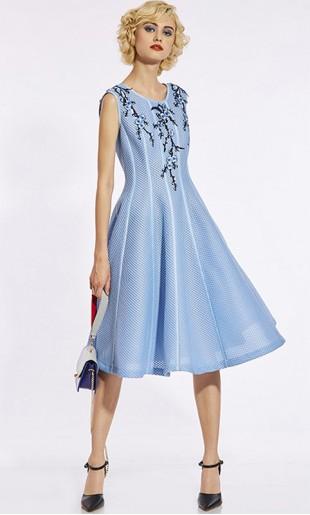 ff8824e7718 Tikandiga pidulik vintage stiilis kleit 435657