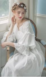 Öösärk LAURA printsessi stiilis
